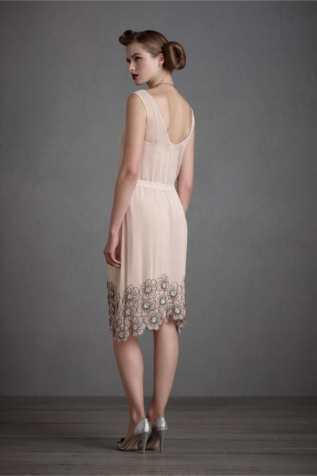 23064959 066 a - Boncuk ��lemeli Elbise Modeli