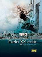 Cielo XX.com 4 Memorias 00,Bernar Yslaire,Norma Editorial  tienda de comics en México distrito federal, venta de comics en México df