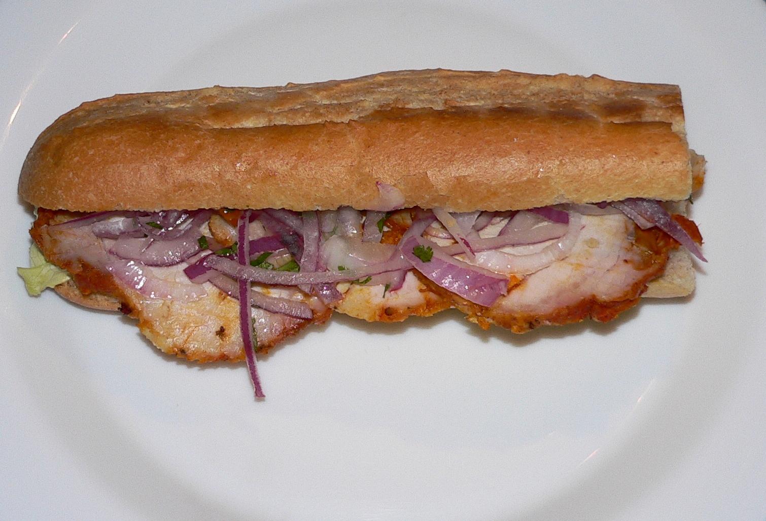 Jamón del País - Butifarra (Perú) « La Cocina de Perejilda