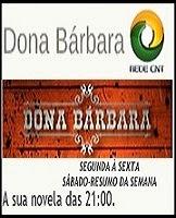 Site de Dona Bárbara(Brasil)-CNT