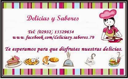 Deliciasy Sabores
