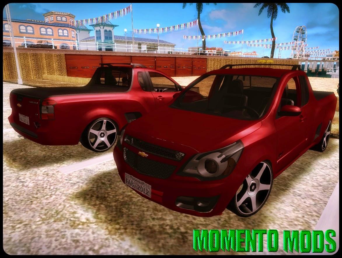 GTA SA - Montana Sport 2011 + Som