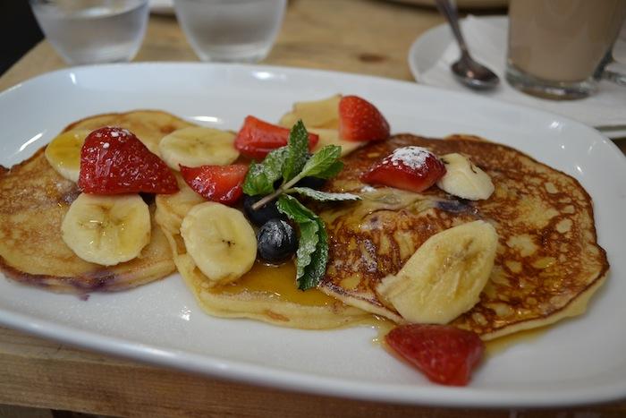 Breakfast at Bill's Brighton