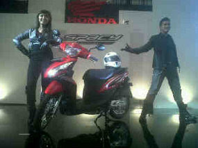 Foto Honda Spacy