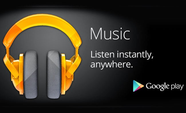 google android music