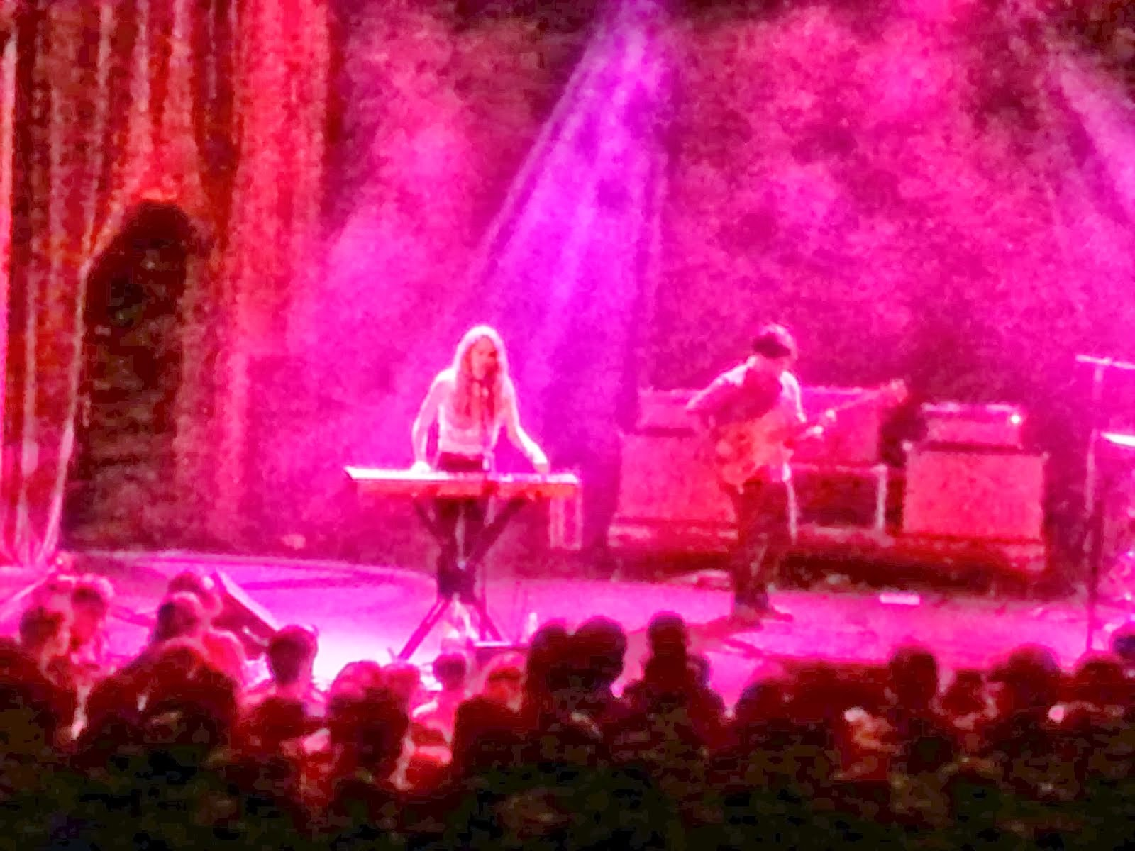 Tennis @ the Bluebird Theater (2013)