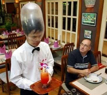 merupakan Restaurant Ter Unik DI DUnia di thailand