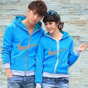 Jual Jacket Nike Biru Couple Online Murah di Jakarta Trendy