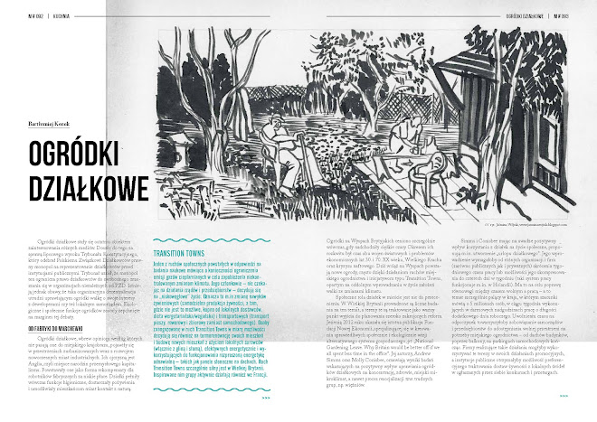 Magazyn Miasta, ilustracje do tekstu