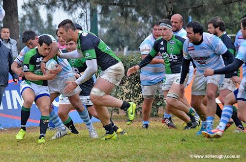 Gimnasia y Tiro no pudo con Tucumán Rugby