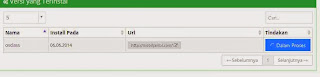 Cara Install Osclass dengan auto installer