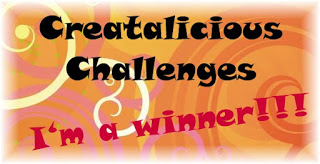 Winner at Creatalicious
