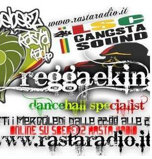 REGGAEKINGS PODCAST