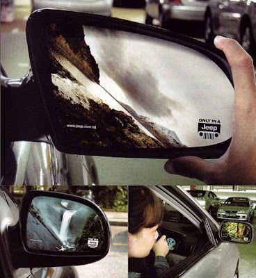 Clever and Creative Car Advertisements (12) 2