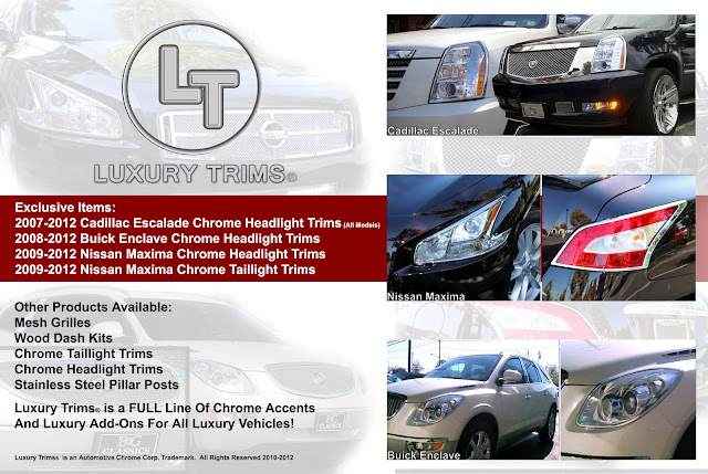 Luxury Trims Exclusive Products
