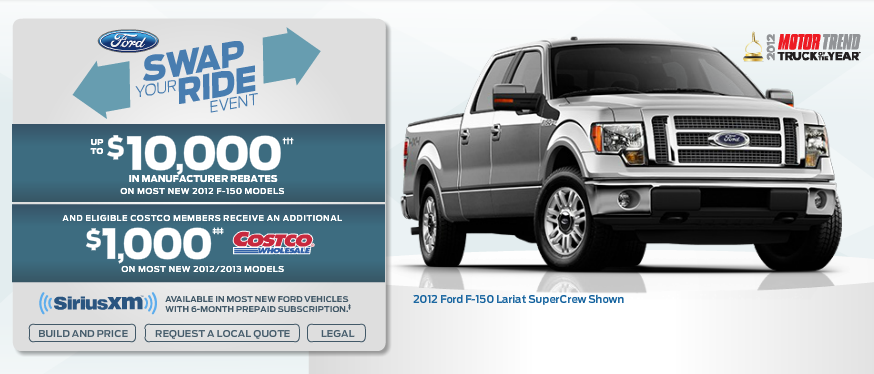 ford motor credit incentive