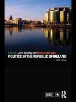 Politics in the Republic of Ireland / edited by John Coakley and Michael Gallagher.