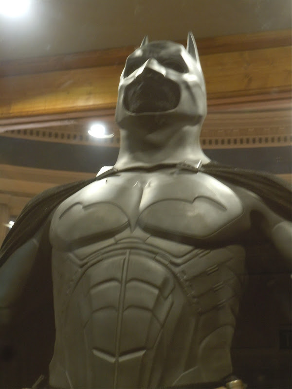 Original Batman Begins Bat-Suit