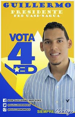 VOTA 4 Vanguardia Estudiantil Dominicana