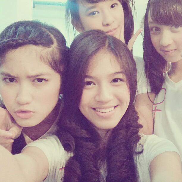 mereka. Ok Langsung saja berikut Kumpulan Foto JKT48 Terlengkap