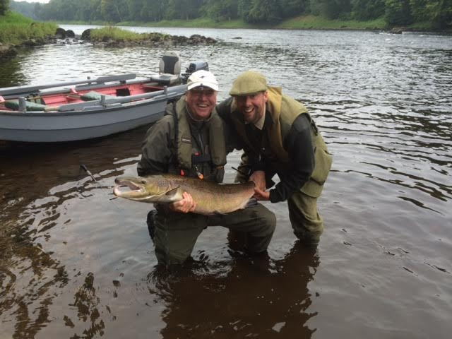 salmon fishing scotland.: salmon fishing scotland large autumn, Fly Fishing Bait