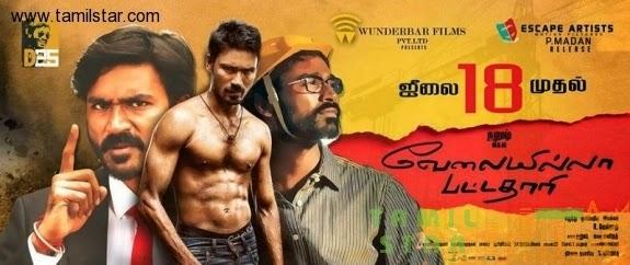 velaiyilla pattathari movie review tamil pgks blog