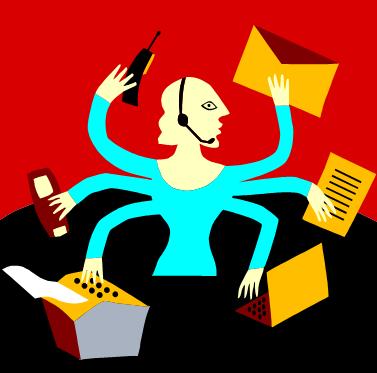 Jadi Pekerja Multitasking, Efektif atau Tidak?