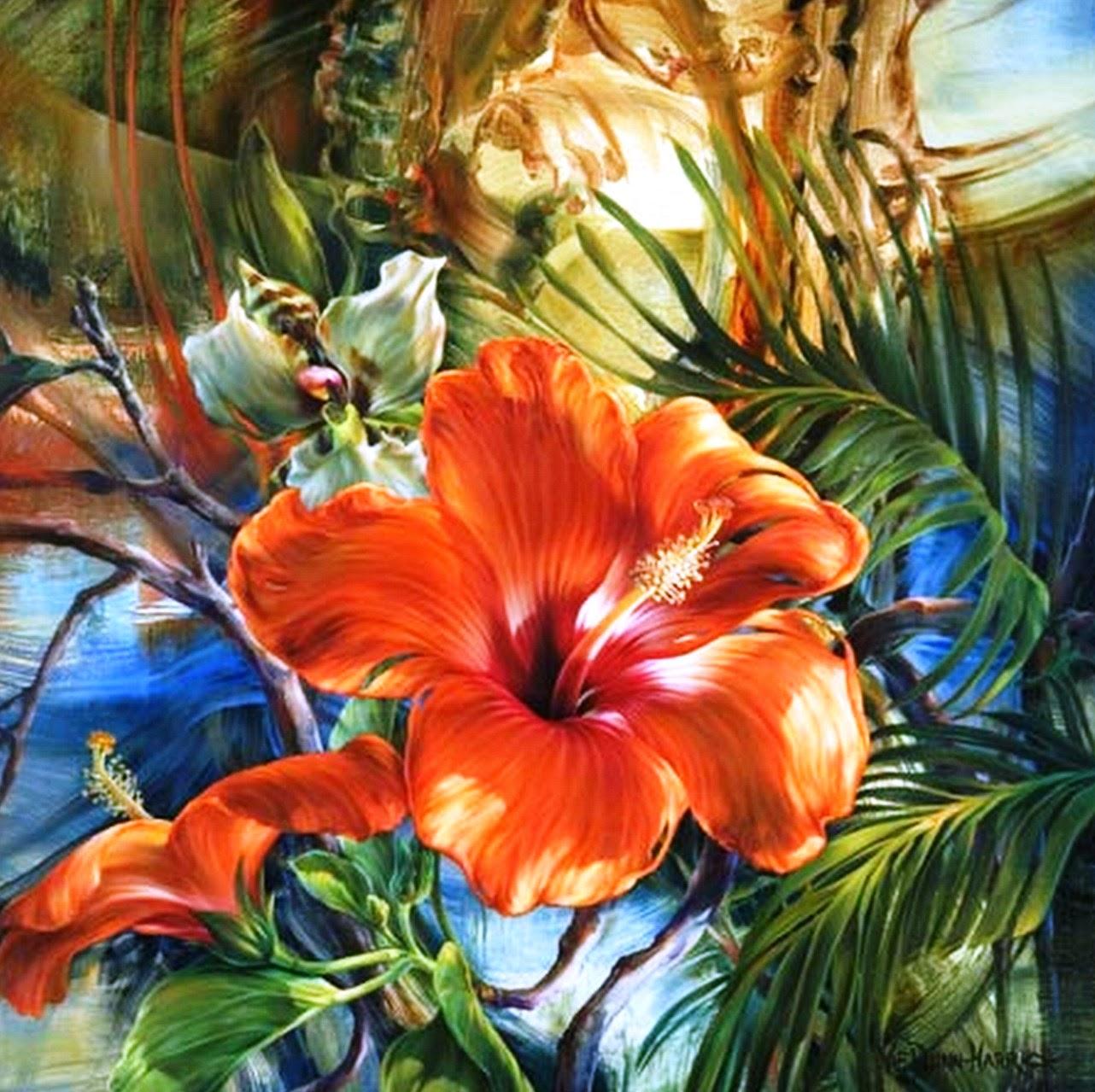 cuadro-moderno-de-flores-rojas