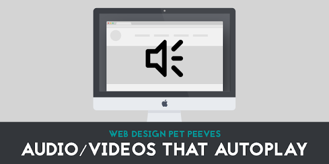 4. Audio/Video that autoplay