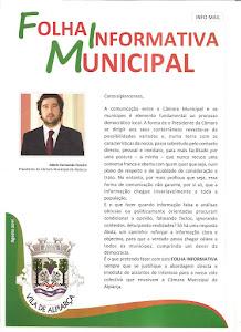 Câmara Municipal Publica Boletim Informativo