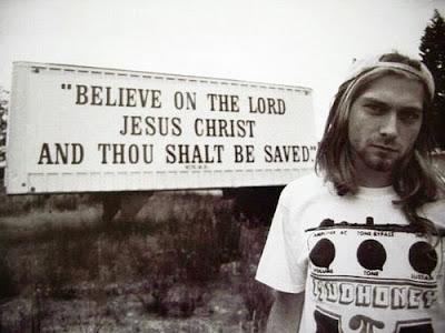 Kurt Cobain - Kẻ dám bán cả thế giới này