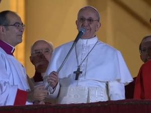 Argentina's Bergoglio elected Pope Francis