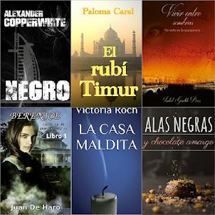 Catálogo de obras y sus autores Año 2016