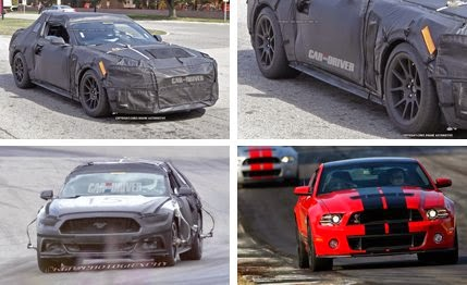 2015 ford mustang shelby gt500