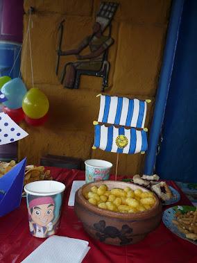 BARCO PIRATA: JAKE Y LOS PIRATAS DE NUNCA JAMAS