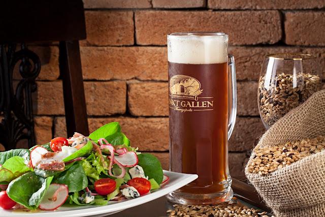 Vila St. Gallen: centro de experiência da cerveja Therezópolis