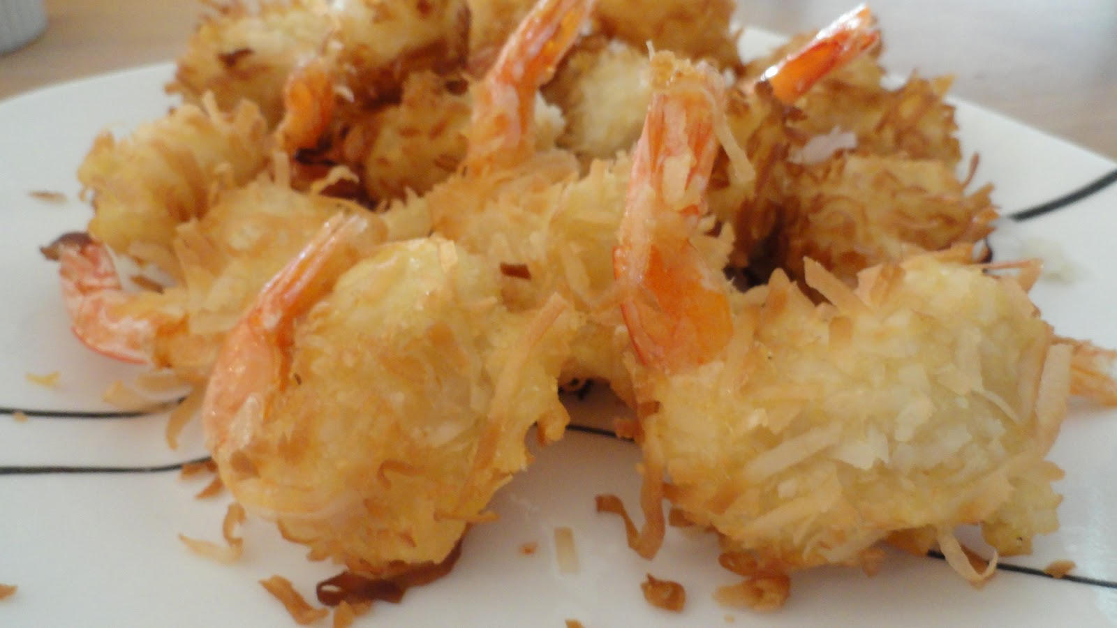 The On-Call Cook: Coconut Shrimp