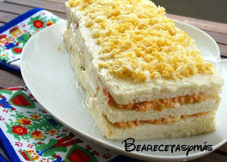 Pastel de at n tmx y tradicional recetas de cocina for Como hacer una cena rapida
