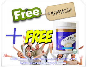 GET FREE SHAKLEE MEMBERSHIP TODAY