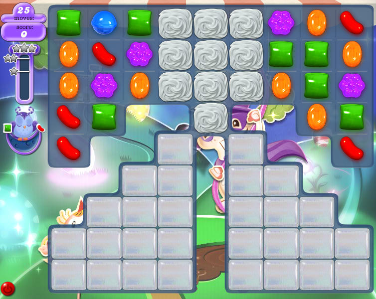 Droomwereld level 69 | Candy Crush tips | Eierronde