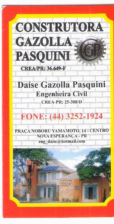 Construtora Gazola Pasquini