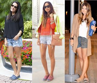 alpargatas short jeans