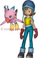 Tamer Digimon Master Online Sora
