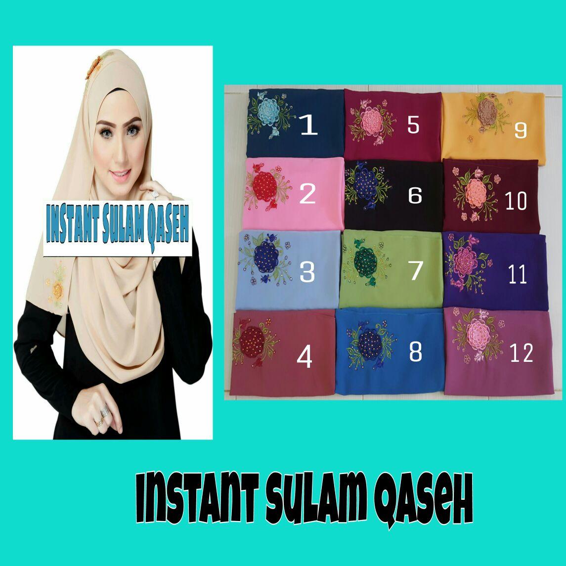 Instant Sulam Qaseh