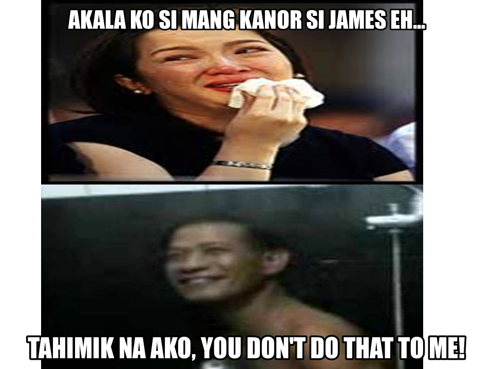 Jill Rose Mendoza   Mang Kanor   Meme    Mang Kanor And Jill Rose