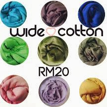 Tudung Shawls Scarves Cantik2 Online Special RM10-RM20