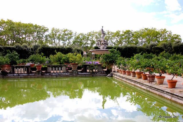 Jardins Boboli - Florence