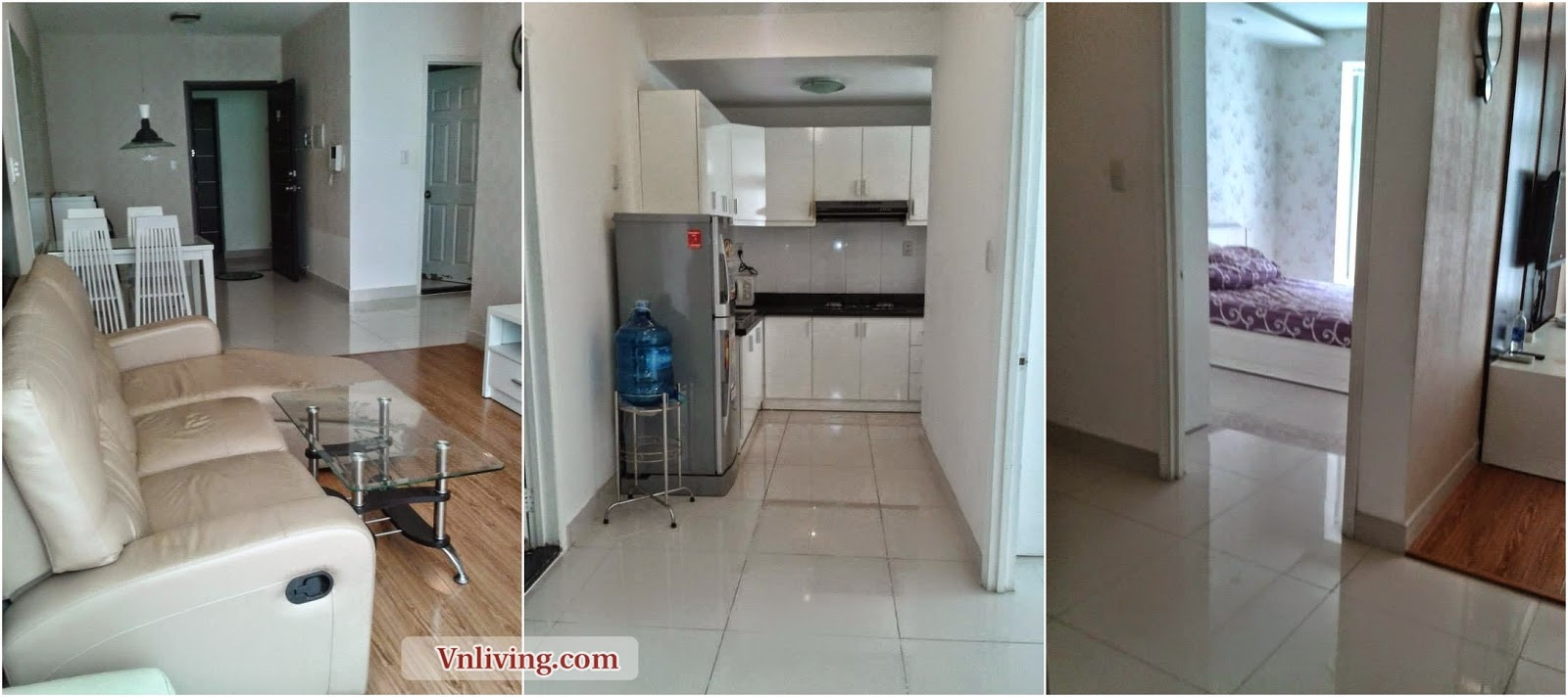 Sky Garden 3 apartment for rent 2 bedrooms at Phu My Hung , District 7