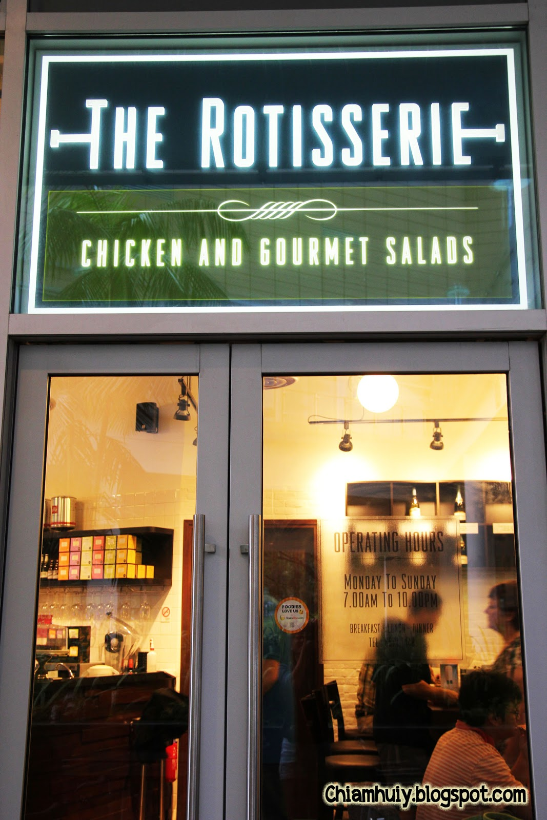 The rotisserie review