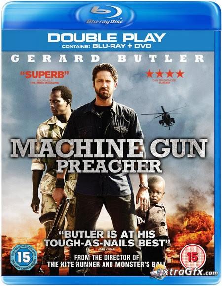 Dvd review: machine gun preacher, starring gerard butler